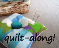 Oh, Fransson! quilt-along
